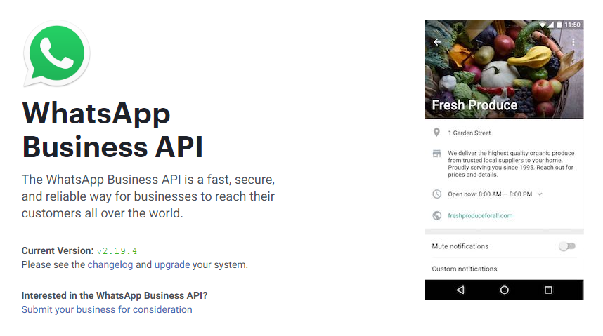 Whatsapp Business App Vs Whatsapp Business Api What S The Difference