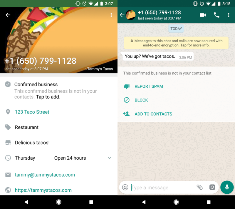 tammy-tacos-whatsapp-business-api-confirmed