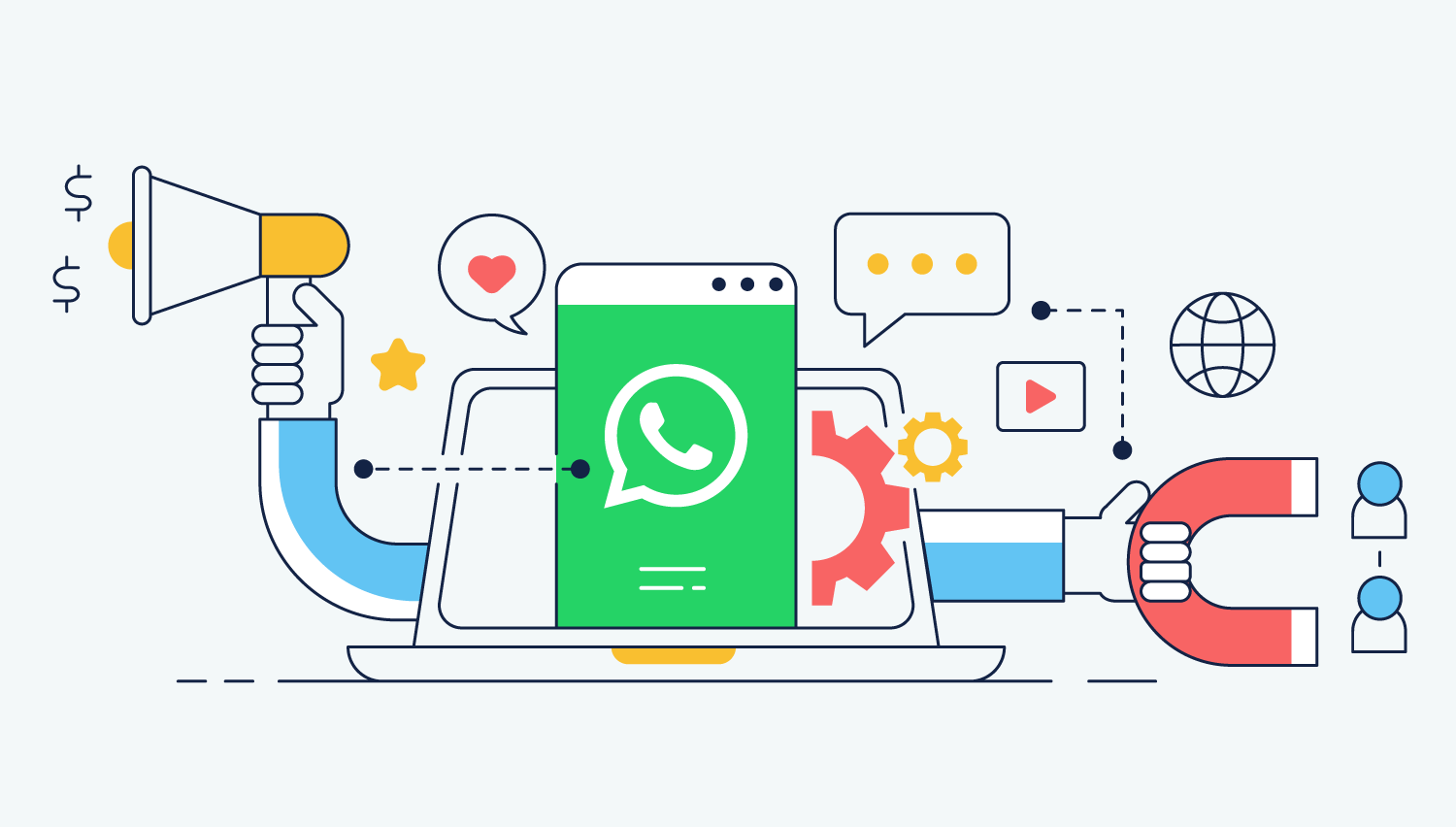 Build An Audience On WhatsApp  And Increase Your Sales
